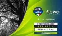 L'ESL Flowe Championship mette in luce l'anima ecosostenibile degli esports