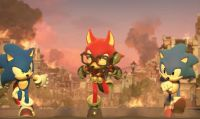 Sonic Forces - Eggman e Shadow si sono appropriati dell'account Twitterdi Sonic