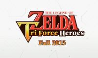 E3 Nintendo - Annunciato l'inedito The Legend of Zelda TriForce Heroes