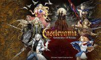 Castlevania: Grimoire Of Souls disponibile ora in esclusiva su Apple Arcade