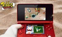 Centinaia di Rabbids invadono il Nintendo 3DS!