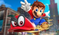 Super Mario Odyssey guida la classifica dei titoli Switch più venduti