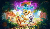 Ecco il primo trailer di Marsupilami Hoobadventure