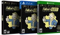 Disponibile l'edizione Game of The Year di Fallout 4