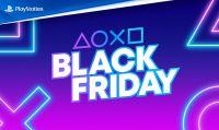 Valanga di promozioni targate PlayStation in occasione del Black Friday