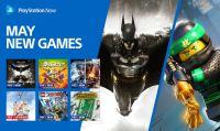Dieci nuove aggiunte sul PlayStation Now tra cui Batman: Arkham Knight