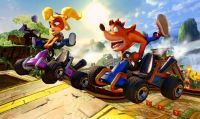 CTR Nitro Fueled - Un video mette a confronto le versioni PS4 e Switch