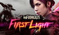 Infamous First Light: immagini e data di release