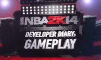 NBA 2K14 - Diario Sviluppatori