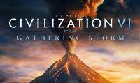 Sid Meier's Civilization VI: Gathering Storm disponibile dal 14 Febbraio 2019