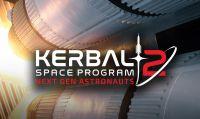 Kerbal Space Program 2 offrirà un approccio alla serie più semplice per i nuovi giocatori