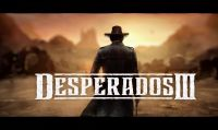 Disponibile l'Interactive trailer di Desperados III