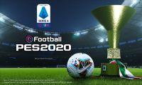 Konami annuncia che la licenza ufficiale della Serie A sarà inclusa in eFootball PES 2020