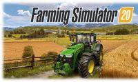 Farming Simulator 20 è disponibile per Switch e mobile