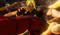 Street Fighter V - Ecco Ken in azione