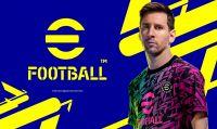 KONAMI presenta eFootball, simulazione calcistica free-to-play di nuova generazione