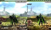 Monster Hunter XX - Ecco il video confronto tra Switch e 3DS