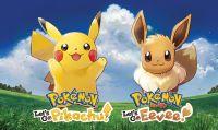 Pokémon Let's Go, Pikachu e Let's Go, Eevee si mostrano in un nuovo filmato