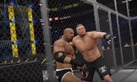 WWE2K17 – Brock Lesnar vs. Goldberg 12 anni dopo