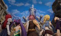 Fairy Tail - Il nuovo filmato introduce i personaggi del gioco