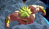 Dragon Ball FighterZ - Un nuovo filmato mostra Bardack vs. Broly