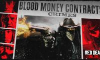 Red Dead Online - Disponibili bonus e ricompense con i contratti di Blood Money