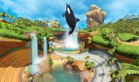 Team Sonic Racing - Svelata la mappa Whale Lagoon