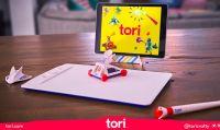 Bandai Namco presenta l'ecosistema creativo ''tori''