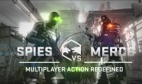 Splinter Cell Blacklist - video modalità Spies vs. Mercs Classic