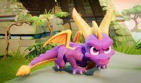 Spyro Reignited Trilogy - Alcuni utenti stanno già sbloccando diversi obiettivi