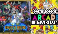 Ghost'n Goblins Resurrection e Capcom Arcade Stadium in arrivo su Nintendo Switch