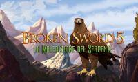 Broken Sword 5: La maledizione del serpente arriverà a settembre su Switch