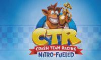 CTR: Nitro-Fueled - Un filmato mostra le piste Dragon Mines e Retro-Stadium