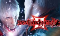 Svelata la dimensione di Devil May Cry 3 Special Edition su Nintendo Switch