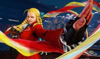 Street Fighter V - Ecco il reveal trailer di Karin