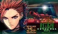 Metal Max Xeno in arrivo su PlayStation 4 questo autunno