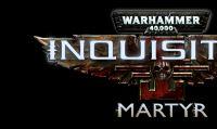 Warhammer 40,000: Inquisitor - Martyr approda su console con la Season 1