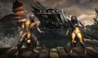 Mortal Kombat X - video gameplay dall'E3