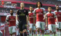 Konami e Arsenal FC ancora assieme per Pro Evolution Soccer