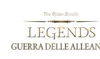 The Elder Scrolls: Legends - Annuncio espansione Guerra delle Alleanze e programmi futuri