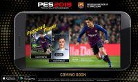 PES 2019 Mobile sarà mosso dall'Unreal Engine 4