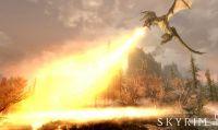TES V: Skyrim - Nuovo video gameplay su Switch