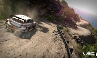 WRC 8 è partner del vero rally in Italia