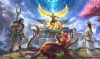 Immortals Fenyx Rising - Miti del Regno d'Oriente è ora disponibile