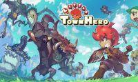 Little Town Hero - Il gioco uscirà il 26 giugno su PS4 e Nintendo Switch