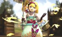 Hyrule Warriors - Agitha gameplay trailer