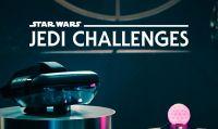 Disney e Lenovo presentano il multiplayer di Star Wars:Jedi Challenges