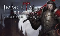 Immortal Realms: Vampire Wars è ora disponibile