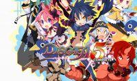 Disgaea 5 Complete sarà disponibile su Steam dal 22 ottobre