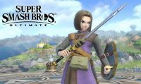 Super Smash Bros. Ultimate - Il nuovo filmato è incentrato sull'Eroe di Dragon Quest XI